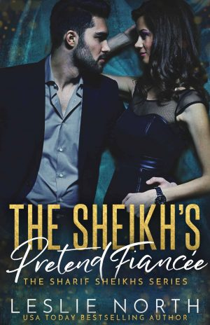 The Sheikh's Pretend Fiancée