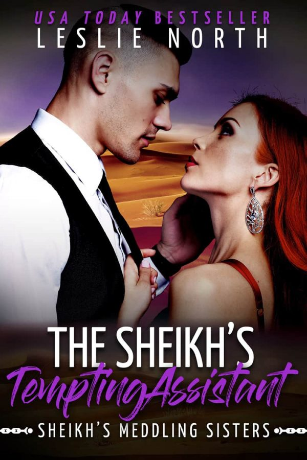 The Sheikh's Tempting Assistant