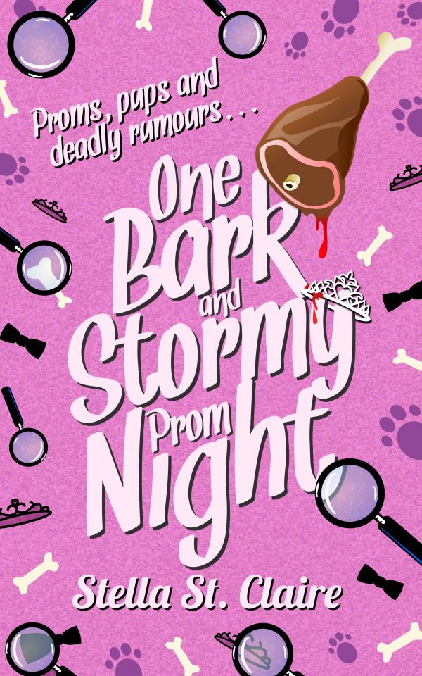 One Bark And Stormy Prom Night