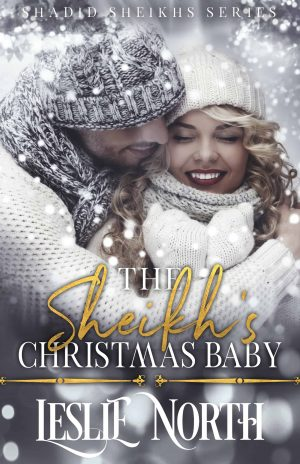 The Sheikh's Christmas Baby